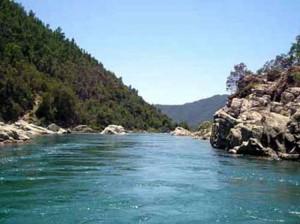 Piden declaración de Santuario de la Naturaleza para impedir centrales hidroeléctricas en río Achibueno