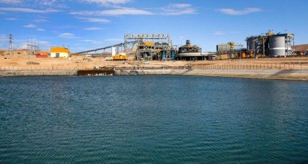 Agua desalinicada para minerìa