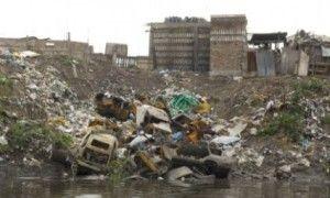 rio-contaminado Latinoamerica
