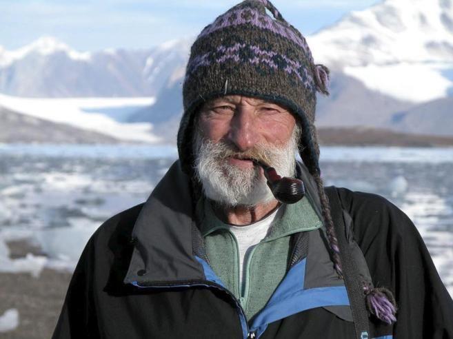 Adolfo Eraso, premio de de la Sociedad Geográfica Española