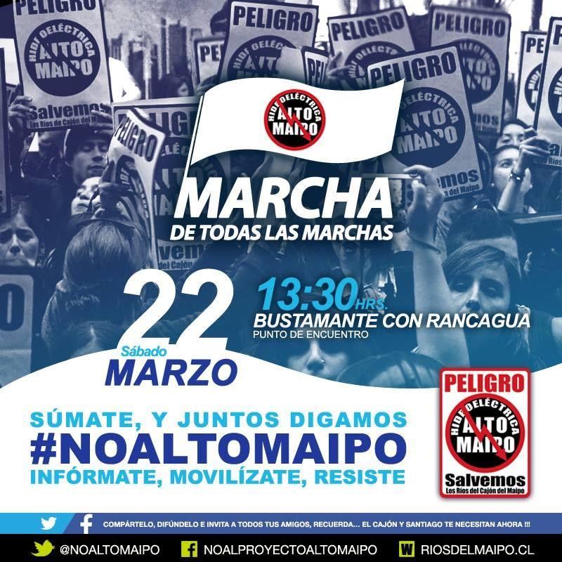 Marcha_22_marzo Marcha de todas las marchas