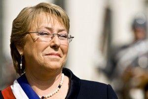 Medioambiente en la administración Bachelet