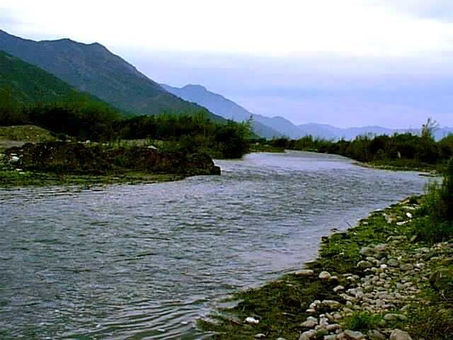 Rio Aconcagua 280899