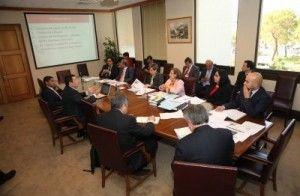 Comision Recursos Hidricos Senado