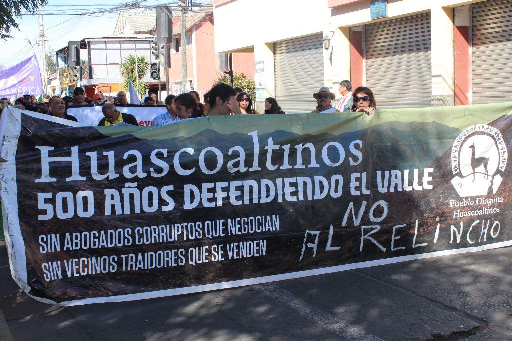 Marcha Huascoaltinos