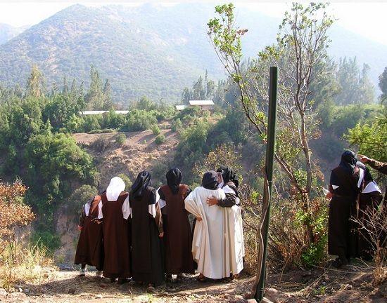 Monjas Carmelitas Descalzas