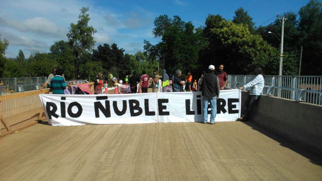 Rio Ñuble Libre