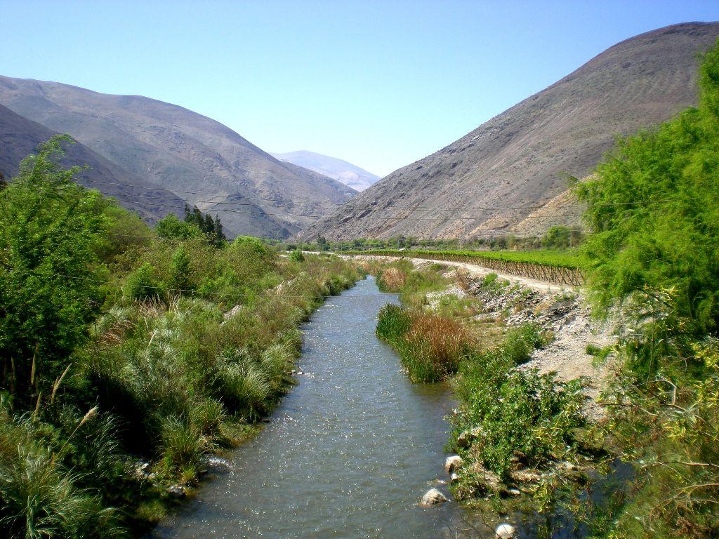 Valle del Huasco