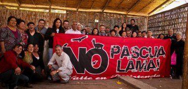 No Pascua Lama agrupaciones