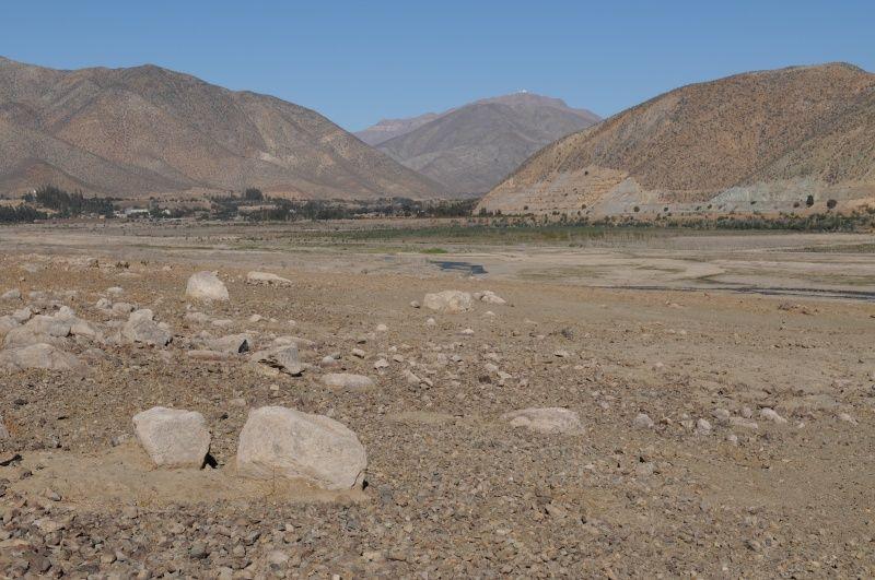 Sequía Coquimbo