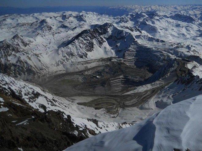 Glaciar La Paloma