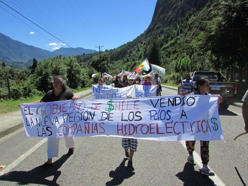 Marcha Los Rios