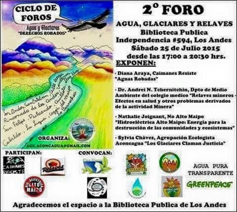 Foro Aconcagua