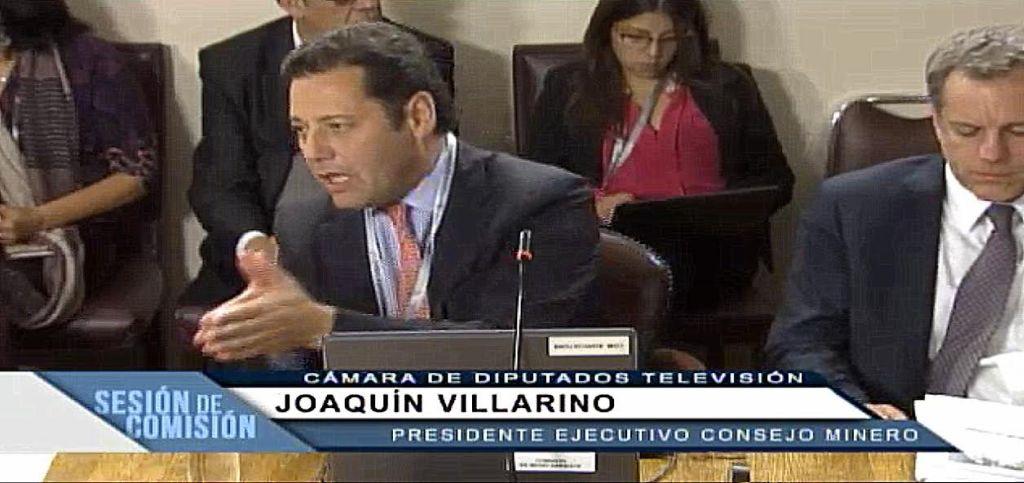 Joaquín Villarino Glaciares