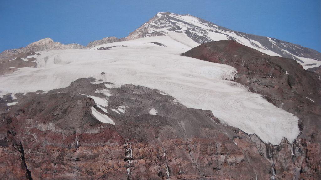Glaciar Marmolejo