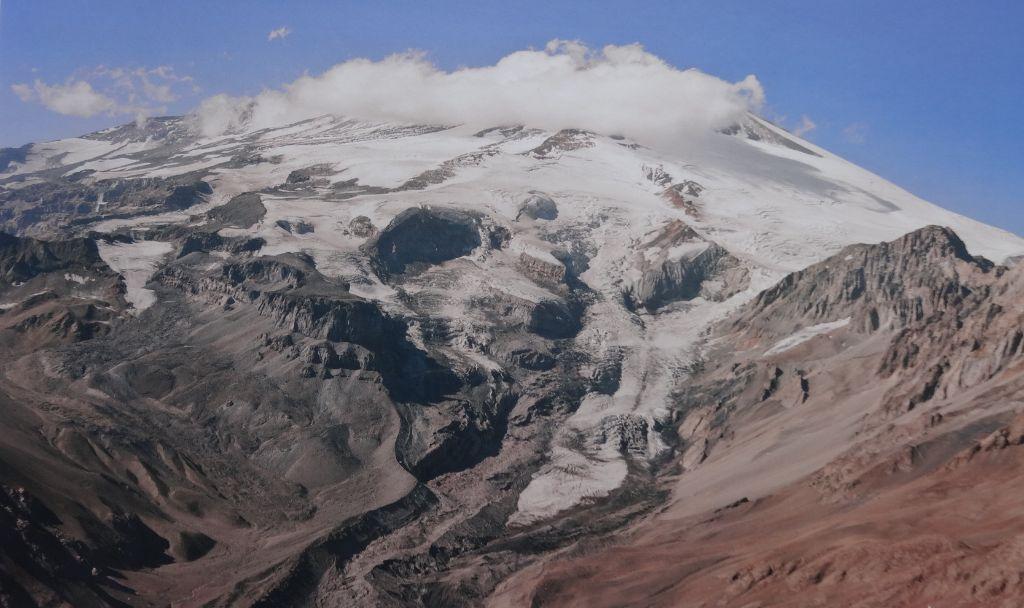 Glaciar Nieves Negras