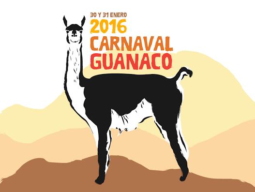 Afiche Carnaval Guanaco 201 xcxc6