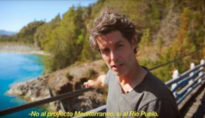 Fuerte ofensiva comunicacional inician defensores del Río Puelo