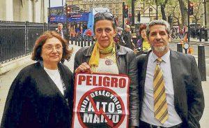 Opositores a Alto Maipo intervienen en junta de minera del grupo Luksic en Londres