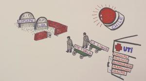 Con video viral e infografía defienden caudal ecológico y se enfrentan a gremios empresariales