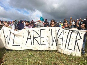 Sioux ganan batalla por el agua en Standing Rock