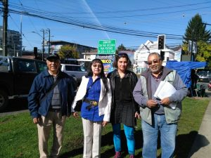 """Comunidades de Melipeuco piden rechazar concesión eléctrica de """"Central de pasada Cabrero"""""""