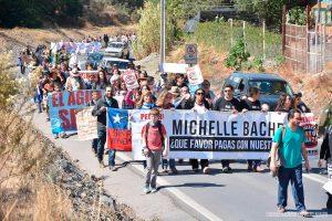 Organizaciones en defensa del territorio se reunen en San José del Maipo