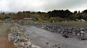 """Puerto Río Tranquilo:  Comunidad denuncia """"emergencia sanitaria"""" por deficiente operación de planta de tratamiento de aguas servidas"""