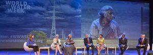 Se inaugura la Semana Mundial del Agua en Estocolmo: El agua es fundamental para lograr los objetivos globales