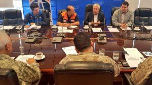 Onemi entregó protocolo y plan ante desabastecimiento de agua en Iquique y Alto Hospicio