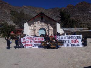 Arica: Pueblo de Belén convoca a gran movilización contra la minería