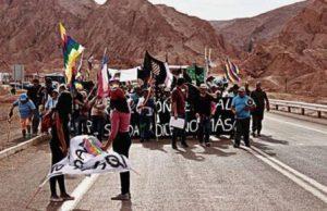 Comunidad de Peine presentó denuncia en contra de Minera Zaldivar