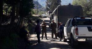 Por proyecto de central hidroeléctrica desalojan a familias de La Punilla en región de Ñuble