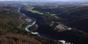 Alcaldes de Panguipulli y Los Lagos reiteran rechazo a proyecto hidroeléctrico en el Río San Pedro