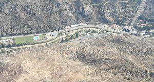 PDI investiga derrame de desechos mineros de Codelco Andina a río Blanco de Los Andes