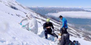 Contaminación está acelerando el derretimiento de nieve en la Cordillera de los Andes