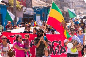 Valle del Huasco: Marcha por el Agua exigió dejar de ser zona de sacrifico y de desarrollo de la megaminería