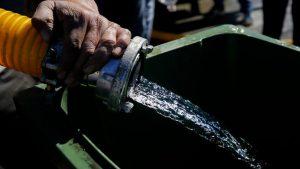A 8 mil millones de pesos subió el gasto en uso de camiones aljibe por escasez de agua el primer semestre