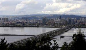 Acádemico U. de Concepción por carretera hídrica: En el sur no nos sobra el agua