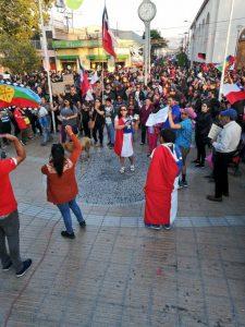En Vallenar se realizó «Marcha por el agua»