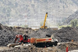 AES Gener reporta avance de 82% en obras del proyecto hidroeléctrico Alto Maipo