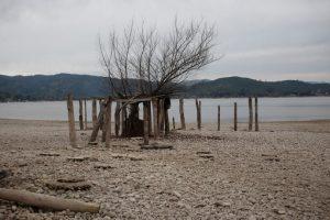 Gobierno no descarta racionamiento del agua por mega sequía