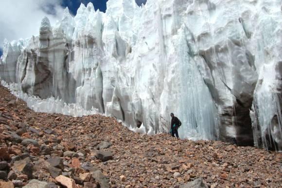 Piñera, Mineros y Glaciares