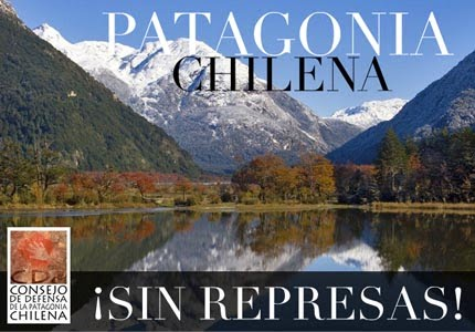 Alza en rechazo a Hidroaysén pese a fuerte campaña publicataria