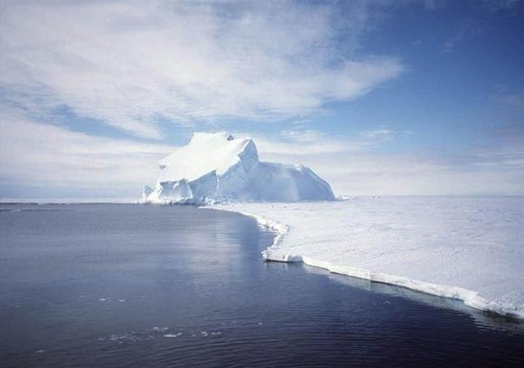 Calentamiento: alarma por el metano antártico