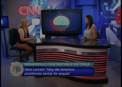 Panorama 15: Entrevista a Sara Larraín, Directora Chile Sustentable