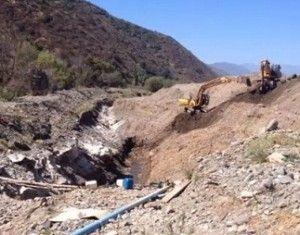 Reportaje: Usurpación de aguas en Petorca, un robo a secas