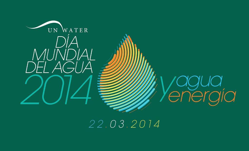 El tema del Día Mundial del Agua de 2014 es: «agua y energía».