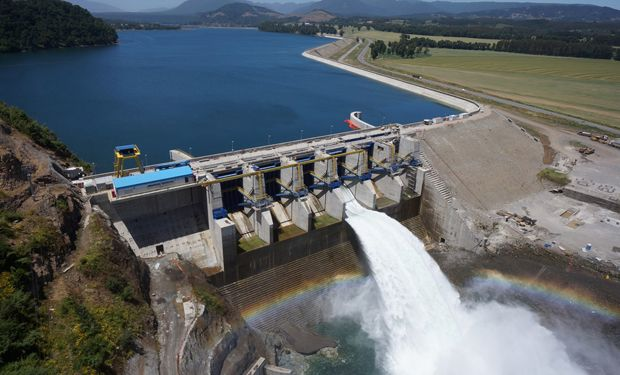 Angostura: parte la primera gran hidroeléctrica en 10 años