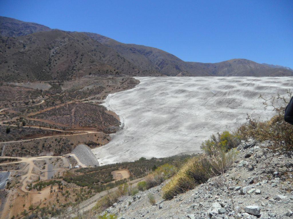 Minera los Pelambres debe presentar plan para reponer aguas